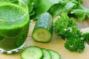 green vegetable at vancouver drug rehab