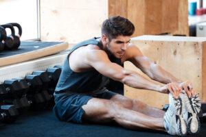 gym at vancouver drug rehab
