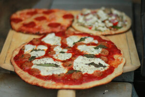 Pizza at vancouver drug rehab