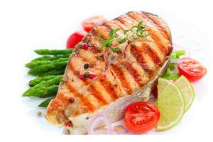 Salmon at vancouver drug rehab