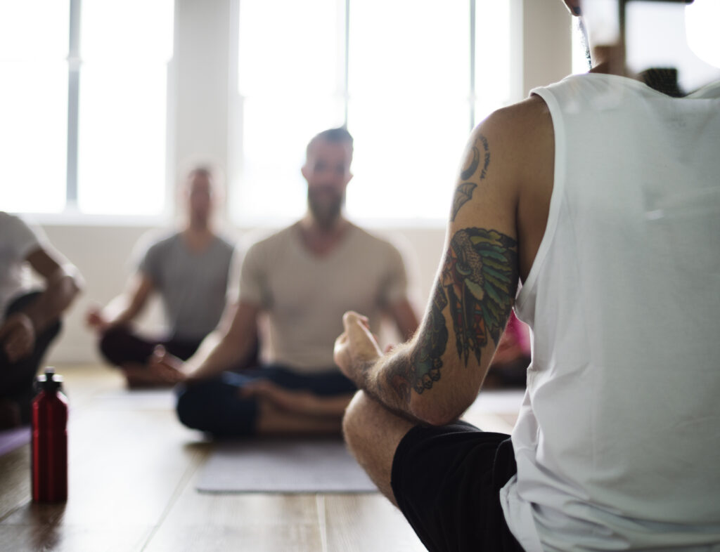 Yoga in Addiction Recovery