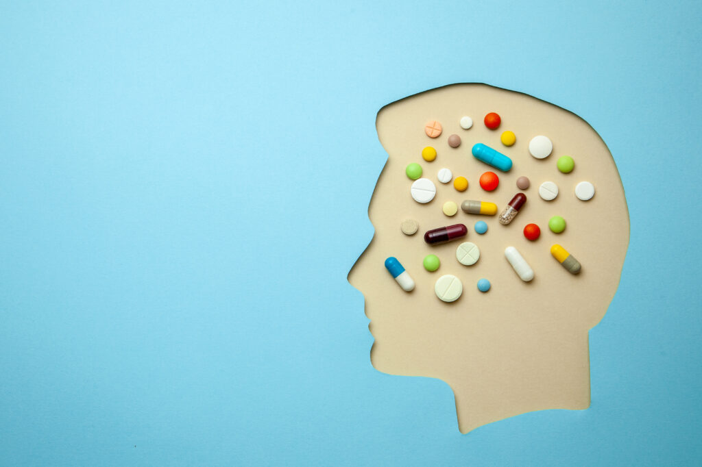 Drugs Can Affect How the Brain Functions