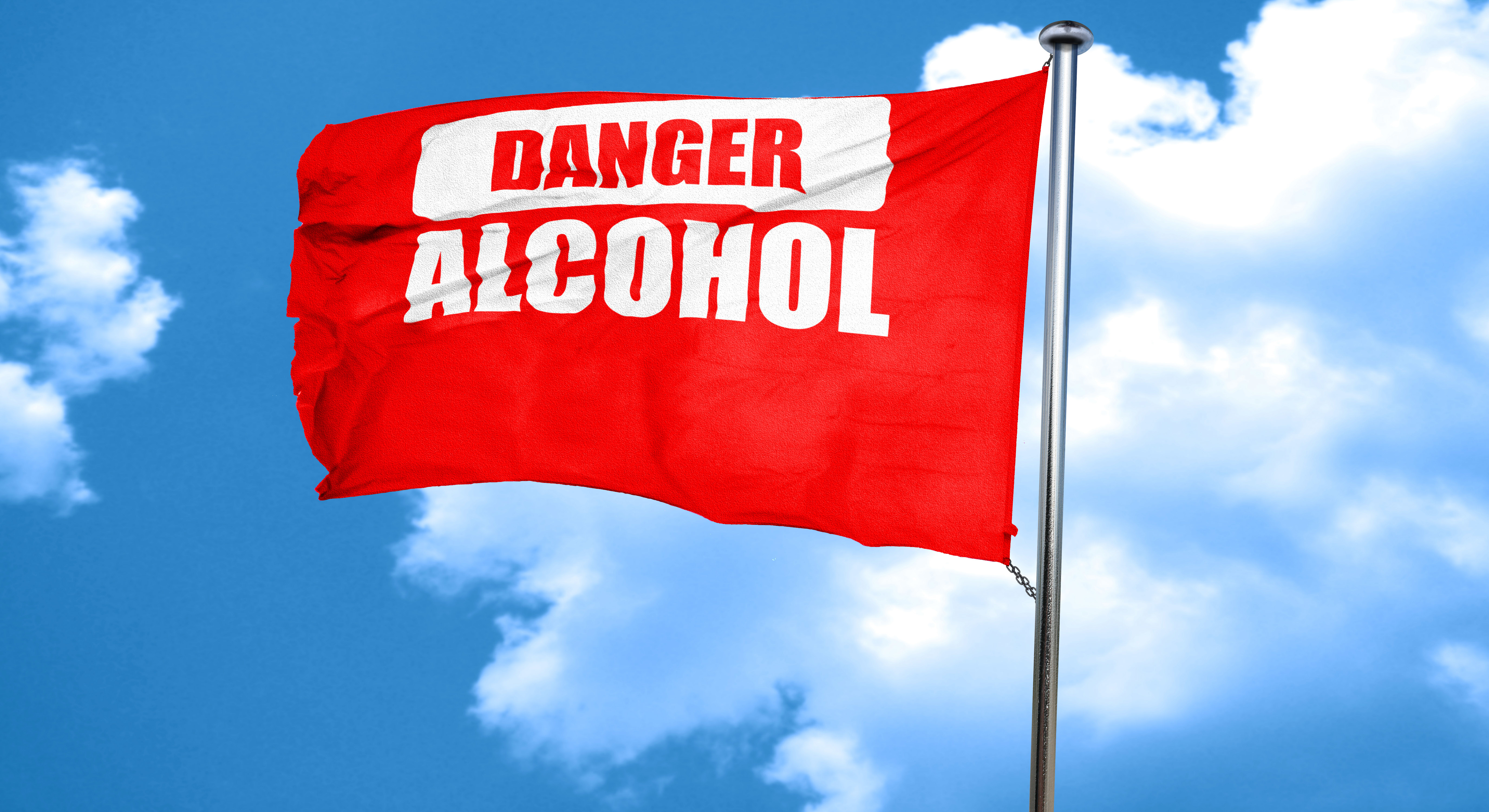 Red Flags of Alcoholism