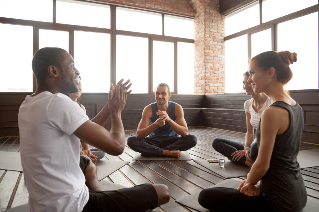 Yoga Really Help in Addiction Recovery