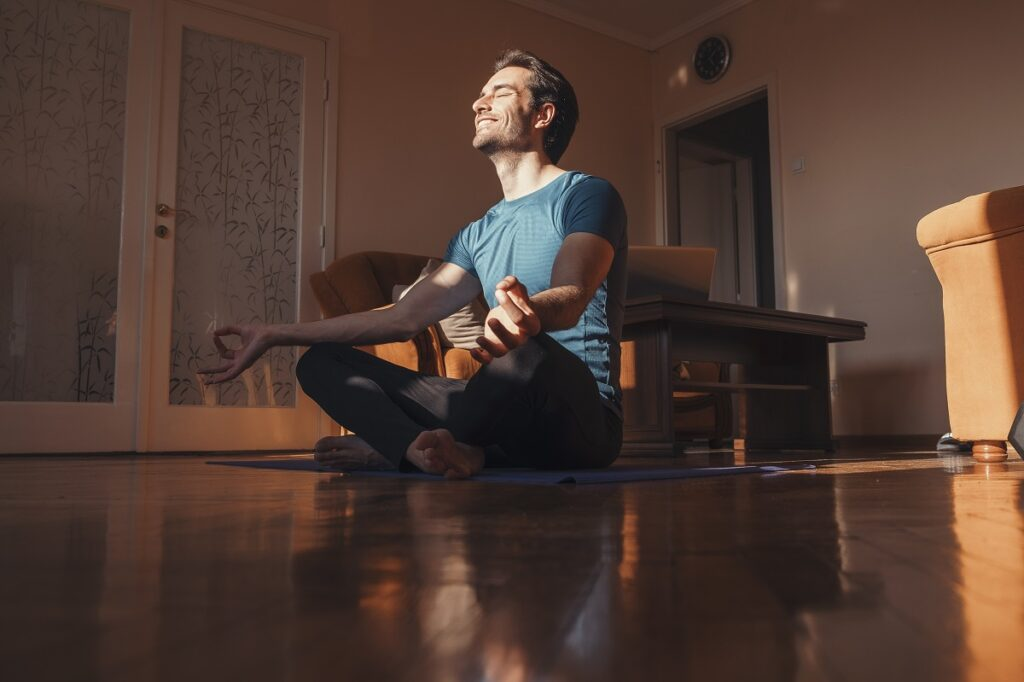 Yoga Can Be Useful for Addiction Treatment During the COVID-19