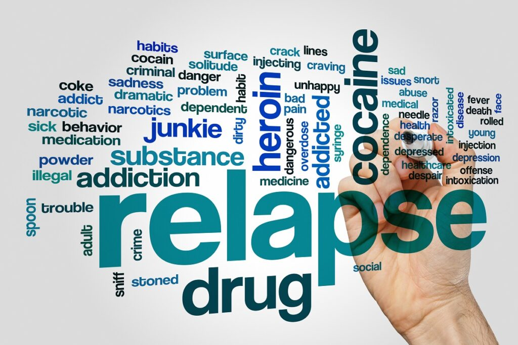 Addiction Relapse