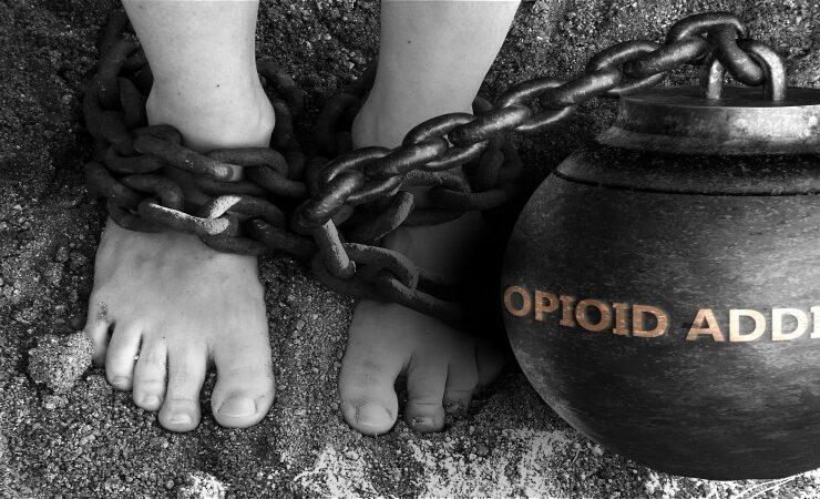 opioid addiction banner