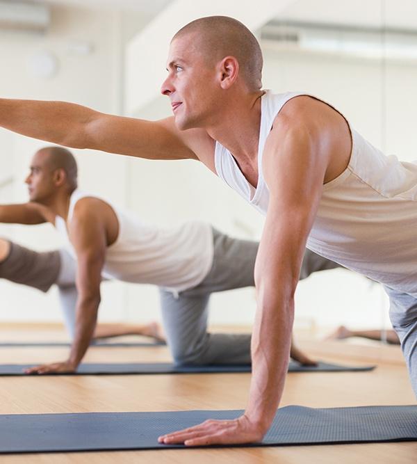 yoga and fitness rehab